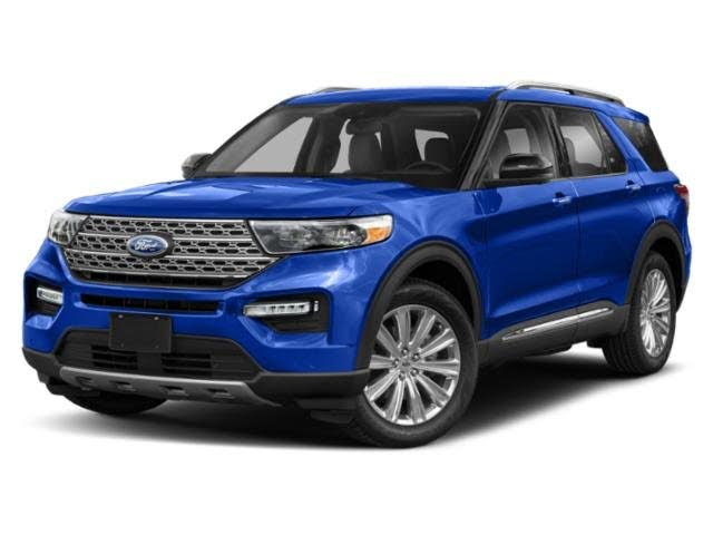 2020 Ford Explorer Hybrid Limited RWD