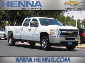 Used 2014 Chevrolet Silverado 2500hd For Sale With Photos