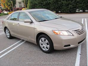 Used 2007 Toyota Camry LE For Sale - CarGurus