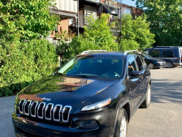 2014 Jeep Cherokee North 4WD