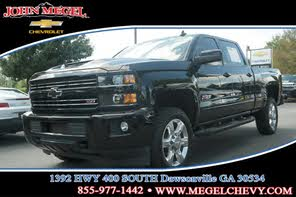 Used Chevrolet Silverado 2500hd For Sale With Photos