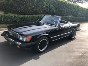 Used Mercedes-Benz 560-Class For Sale Los Angeles, CA - CarGurus