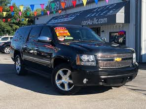 Used 2012 Chevrolet Suburban For Sale In London Ky Cargurus