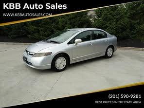 Used 2007 Honda Civic Hybrid FWD For Sale - CarGurus