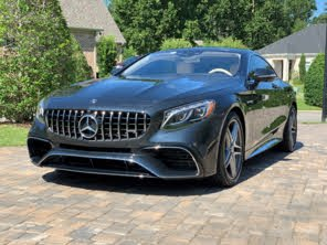 Used 2018 Mercedes Benz S Class Coupe S 63 Amg 4matic For Sale