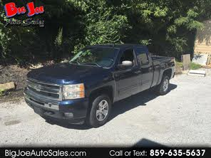 Used 2010 Chevrolet Silverado 1500 For Sale - CarGurus