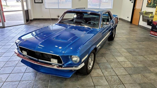 1968 Ford Mustang GT California Special RWD