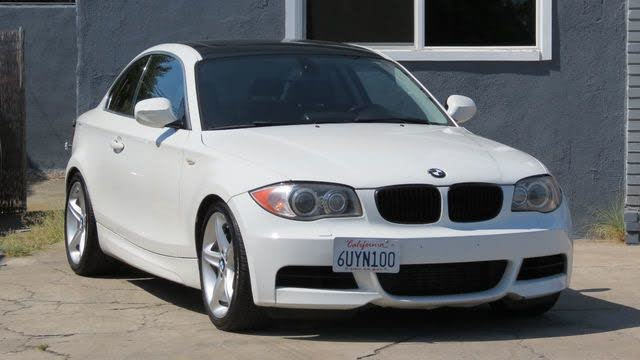 2011 BMW 1 Series 135i Coupe RWD