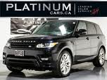 2015 Land Rover Range Rover Sport V8 Autobiography 4WD