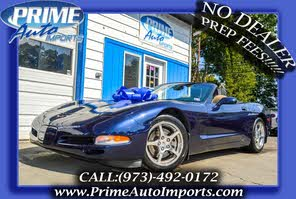 Used 2000 Chevrolet Corvette For Sale - CarGurus