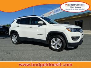 Car Dealerships In Albany Ga >> 2017 Jeep Compass Latitude 4wd