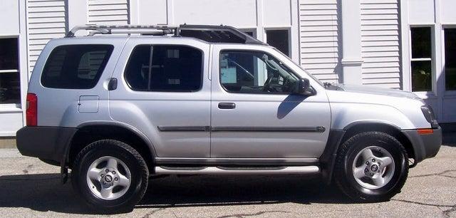 2002 Nissan Xterra XE V6