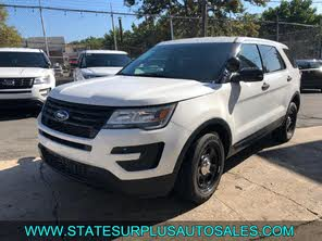 Used 2016 Ford Explorer Police Interceptor AWD For Sale