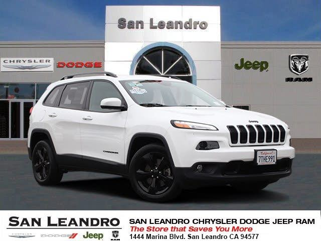 2016 Jeep Cherokee High Altitude FWD