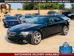 2010 BMW 6 Series 650i Convertible RWD