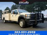 2013 Ford F-450 Super Duty XL Crew Cab LB DRW 4WD