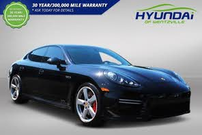Used Porsche Panamera Gts For Sale Cargurus