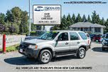 2002 Ford Escape XLS AWD