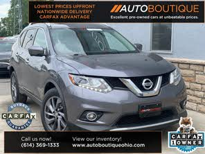2016 Nissan Rogue For Sale >> 2016 Nissan Rogue Sl Awd