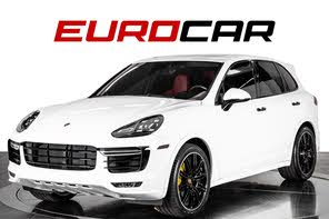 Used 2018 Porsche Cayenne Turbo S Awd For Sale With Photos