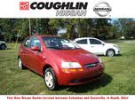 2008 Chevrolet Aveo 5 Special Value Hatchback FWD