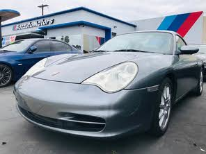 Used Porsche 911 Carrera 4 Awd Convertible For Sale With