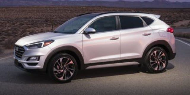 2020 Hyundai Tucson Preferred AWD with Sun and Leather Package
