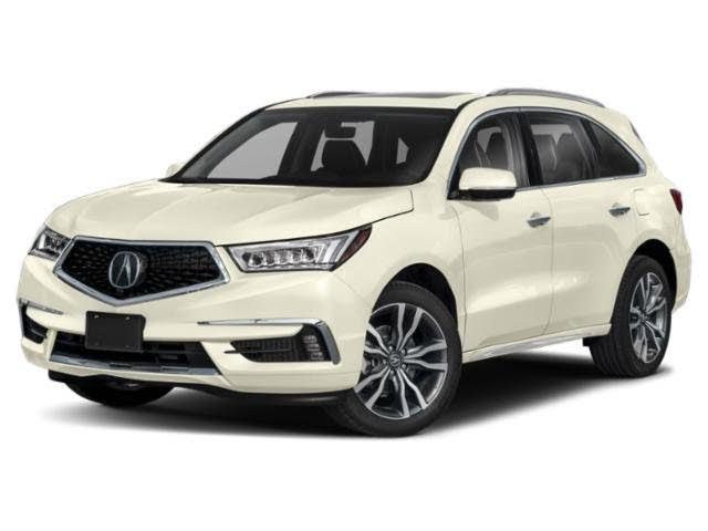 2019 Acura MDX FWD with Advance Package