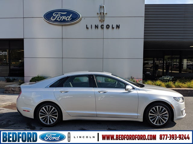 2018 Lincoln MKZ Hybrid Select FWD