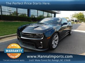 2013 Camaro Zl1 For Sale >> Used 2013 Chevrolet Camaro Zl1 Coupe Rwd For Sale With