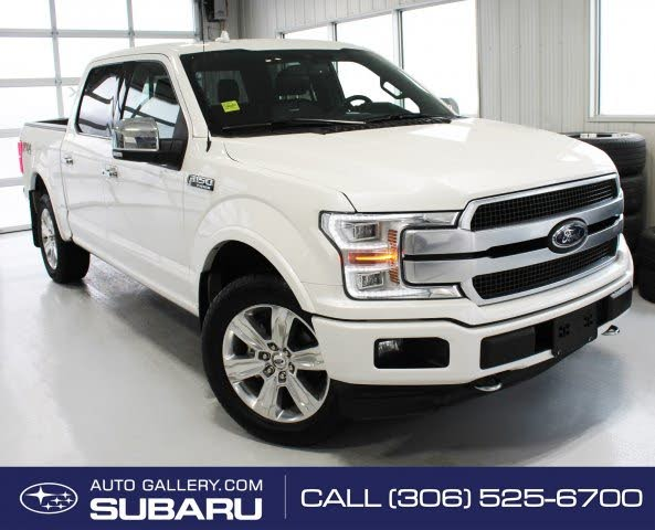 2019 Ford F-150 Platinum SuperCrew 4WD