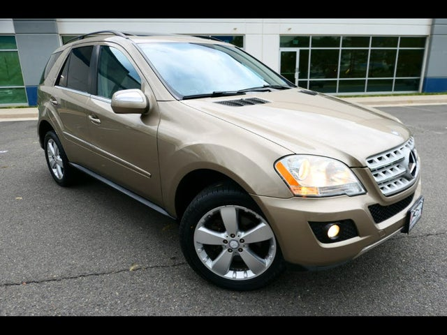 2010 Mercedes-Benz M-Class ML 350 4MATIC AWD