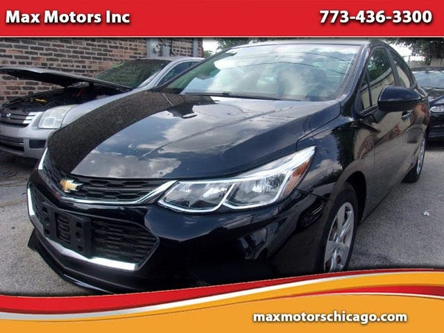 2016 Chevrolet Cruze LS Sedan FWD