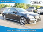 2015 Mercedes-Benz E-Class E 400 Sedan RWD