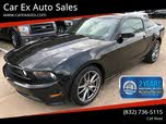 2012 Ford Mustang GT Coupe RWD
