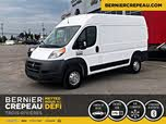 2018 Ram ProMaster 2500 136 High Roof Cargo Van