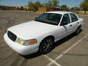 Used Police Vehicles For Sale >> Used Ford Crown Victoria Police Interceptor For Sale With