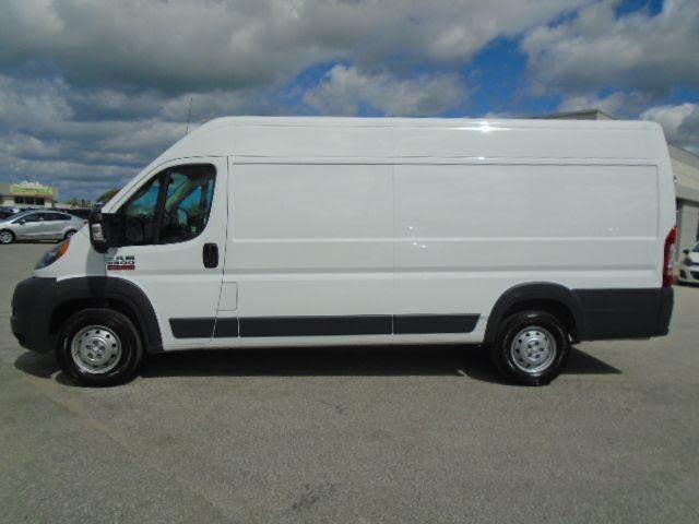 2018 RAM ProMaster 3500 159 High Roof Extended Cargo Van