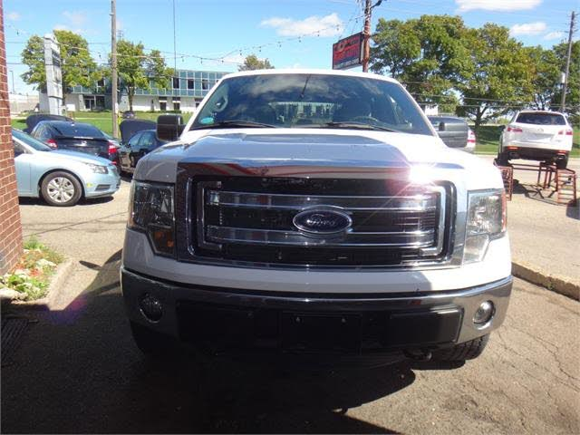2014 Ford F-150 Lariat SuperCrew LB 4WD
