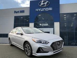 Car Dealerships In Columbia Sc >> Used 2019 Hyundai Sonata Hybrid Limited Fwd For Sale With