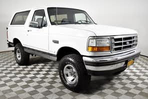 Used Ford Bronco >> 1994 Ford Bronco Xlt 4wd