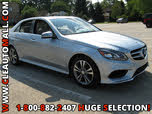 2015 Mercedes-Benz E-Class E 250 BlueTEC 4MATIC Sedan AWD