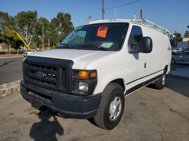 2012 Ford E-Series E-250 Cargo Van