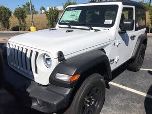 Jeep Wrangler For Sale In Sc >> 2019 Jeep Wrangler Sport 4wd