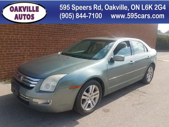 2006 Ford Fusion SEL V6
