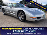 2003 Chevrolet Corvette Coupe RWD