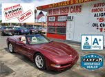 2003 Chevrolet Corvette 50th Anniversary Edition Convertible RWD
