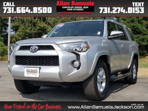 Toyota Tupelo Ms >> Used Toyota 4runner For Sale With Photos Cargurus