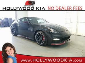 Nissan Dealer Miami >> Used 2019 Nissan 370z Nismo Rwd For Sale With Photos