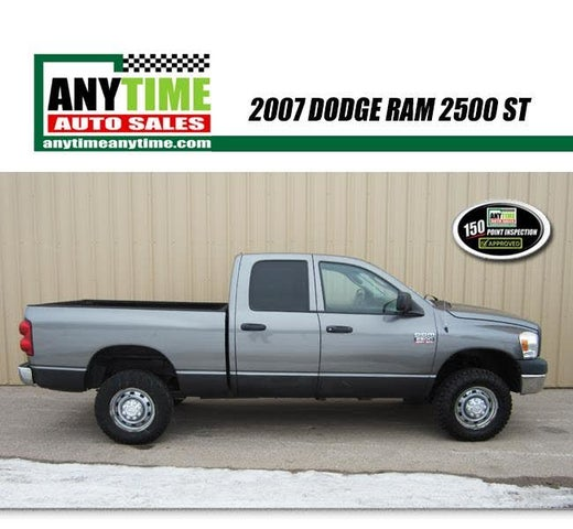 Used RAM 2500 For Sale (with Photos)